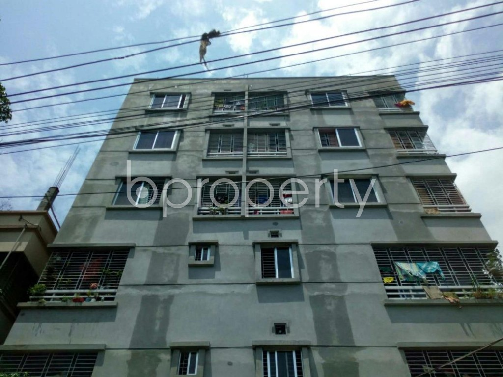 Front view - 2 Bed Apartment to Rent in Thakur Para, Cumilla - 1884164