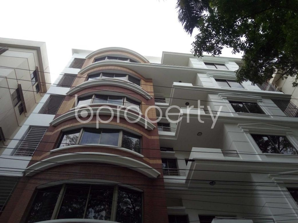 Front view - 3 Bed Apartment to Rent in Banani, Dhaka - 1884306