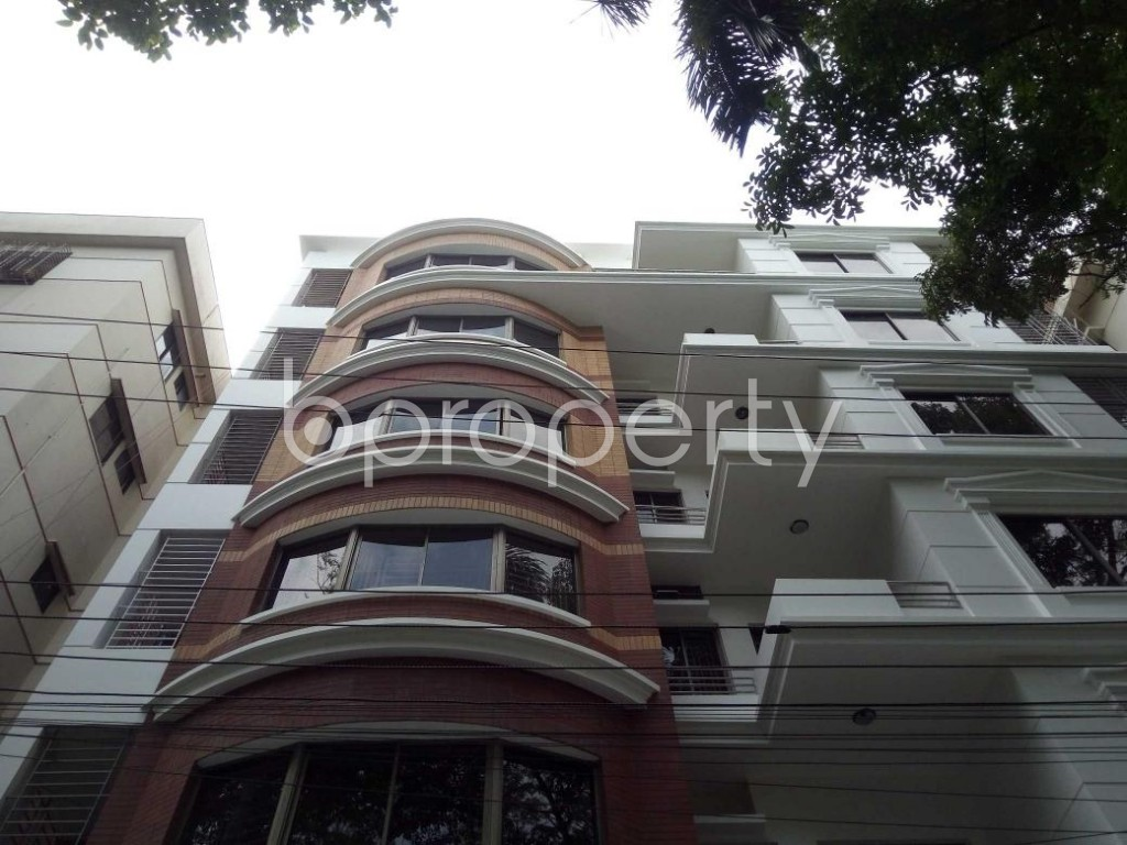 Front view - 3 Bed Apartment to Rent in Banani, Dhaka - 1884311