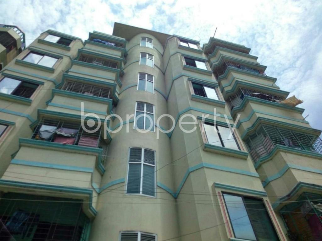 Front view - 1 Bed Apartment to Rent in Shiddhirganj, Narayanganj City - 1884350