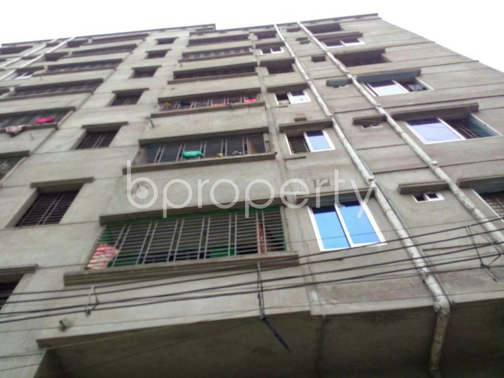 Front view - 2 Bed Apartment to Rent in Shiddhirganj, Narayanganj City - 1884365