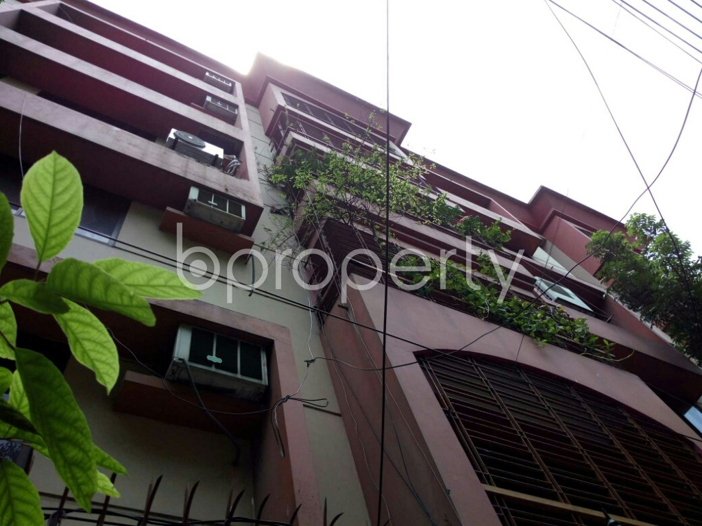 Outside view - 3 Bed Apartment to Rent in Dhanmondi, Dhaka - 1884398