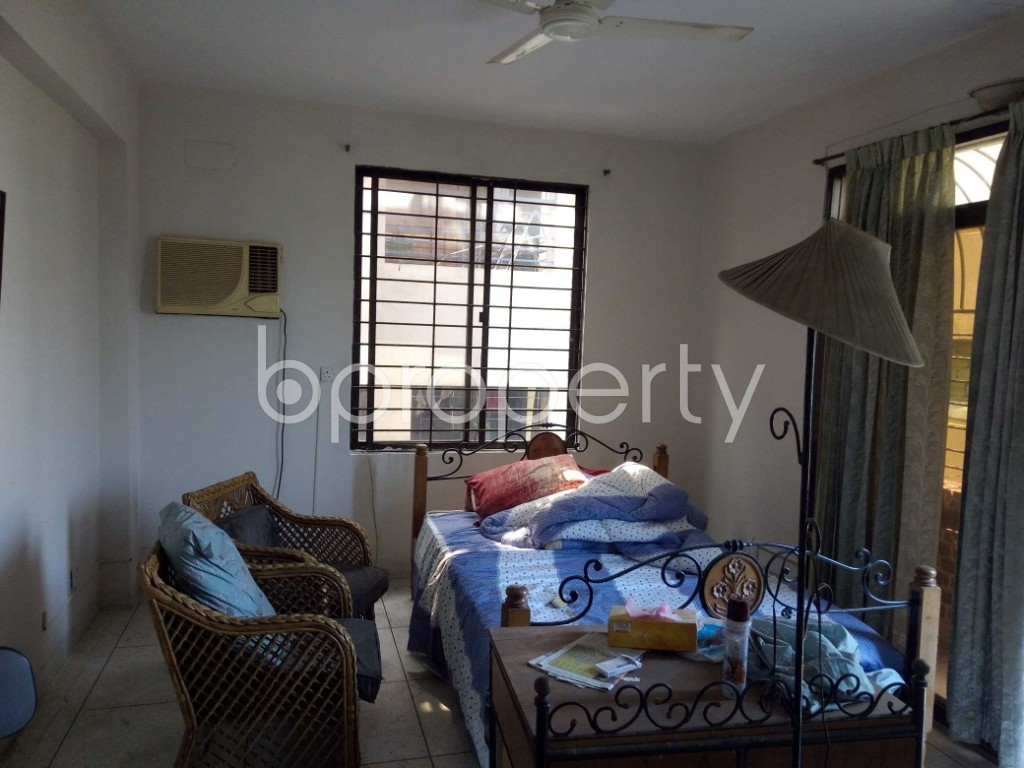 Bedroom - 3 Bed Apartment for Sale in Banani, Dhaka - 1884479