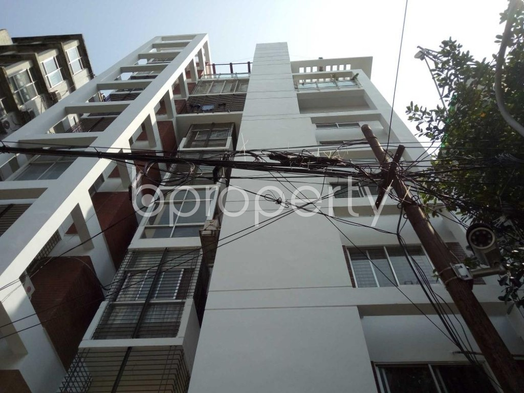 Front view - 3 Bed Apartment for Sale in Banani, Dhaka - 1884480