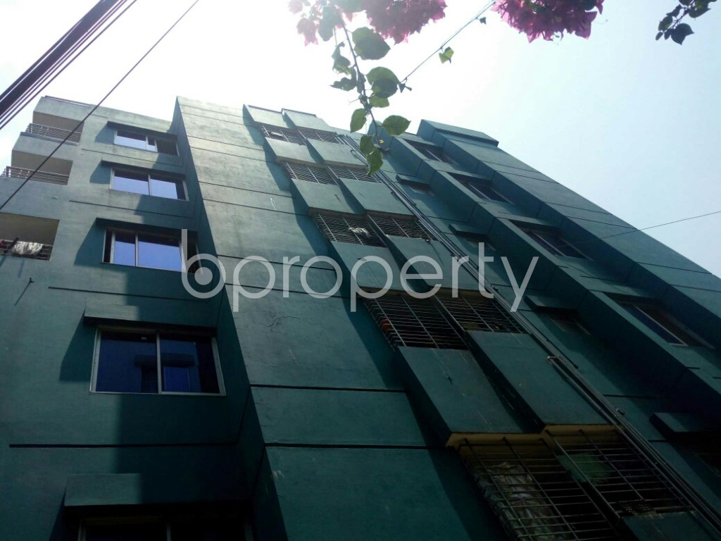 Outside view - 3 Bed Apartment to Rent in South Khulsi, Chattogram - 1881449