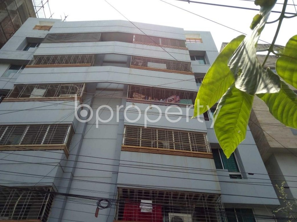 Front view - 4 Bed Apartment to Rent in Banani, Dhaka - 1884673