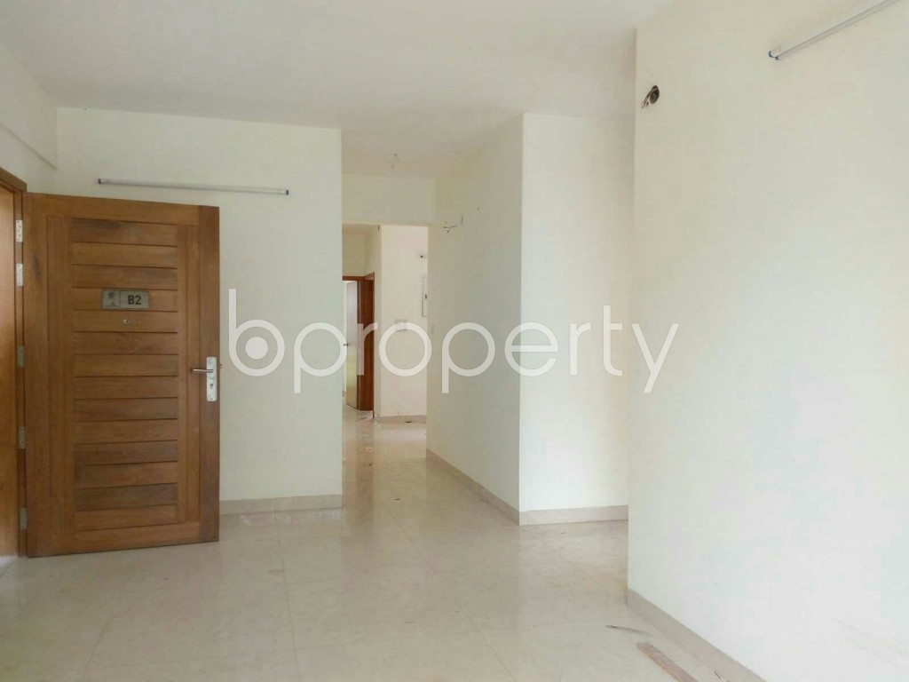 Empty Room - 3 Bed Apartment for Sale in Dhanmondi, Dhaka - 1884744