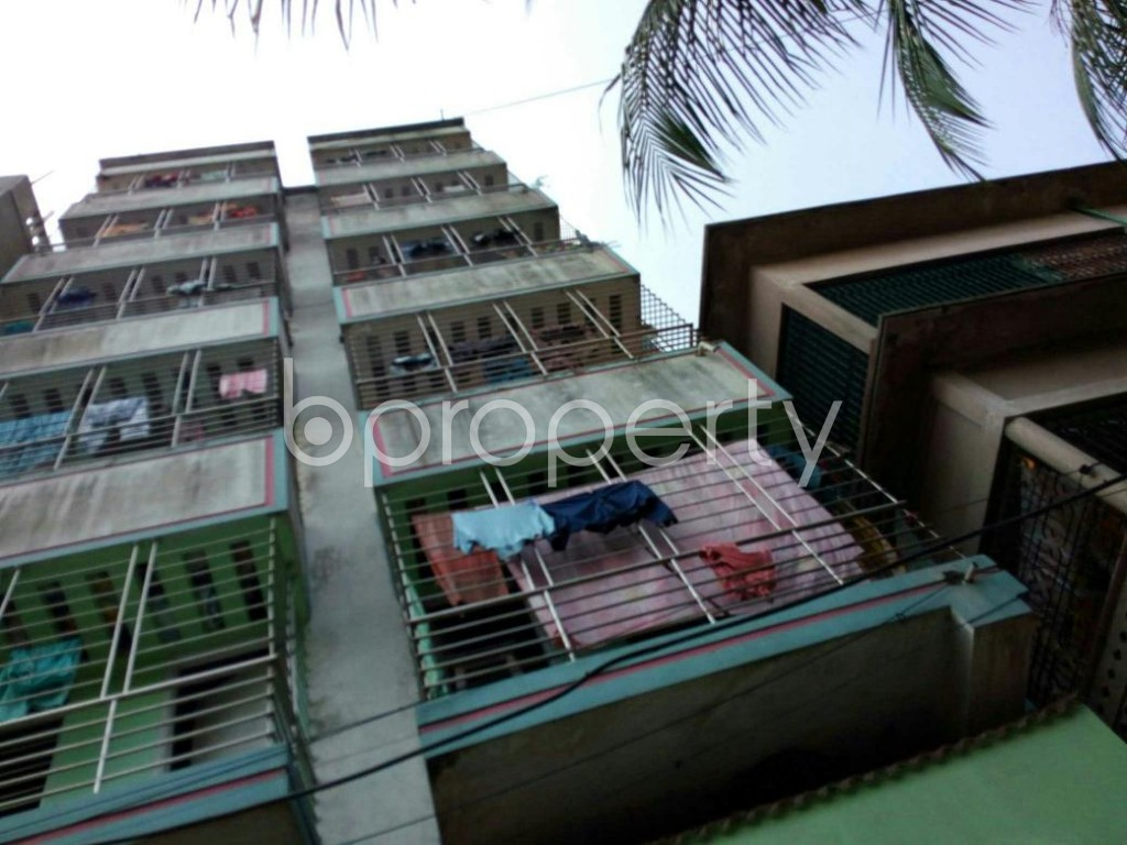 Front view - 2 Bed Apartment to Rent in Narayanganj, Narayanganj City - 1884809