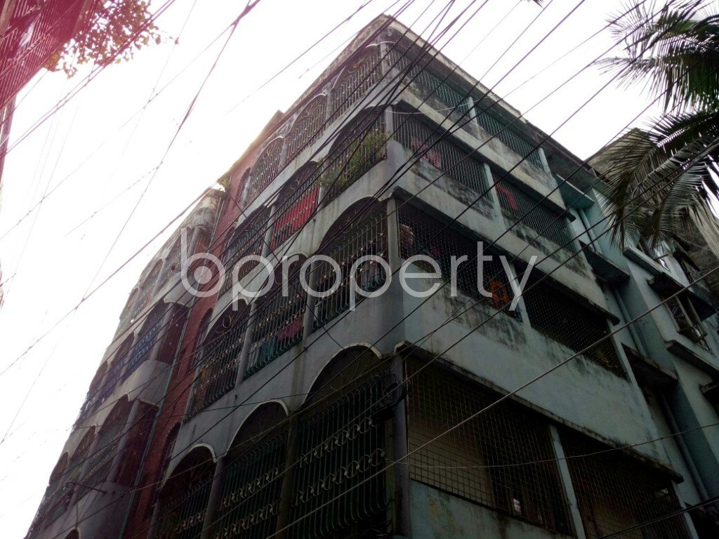 Outside view - 1 Bed Apartment to Rent in Dhanmondi, Dhaka - 1884907