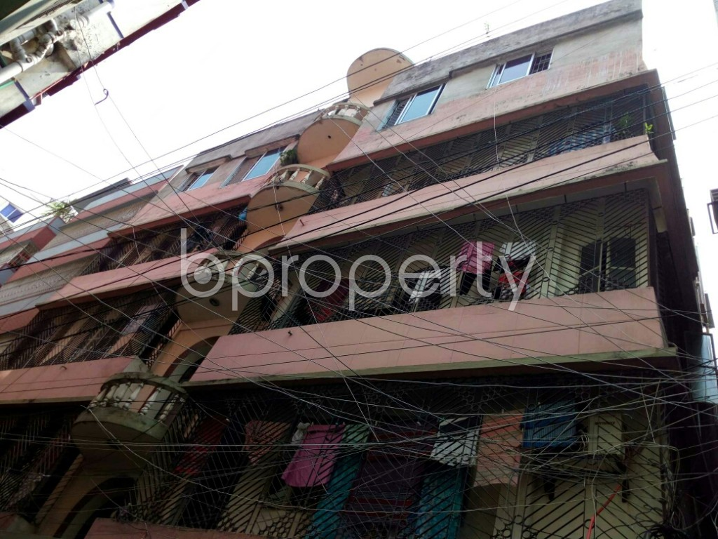 Outside view - 2 Bed Apartment to Rent in Dhanmondi, Dhaka - 1884911