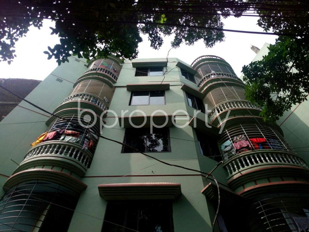 Front view - 2 Bed Apartment to Rent in Mohakhali, Dhaka - 1885052