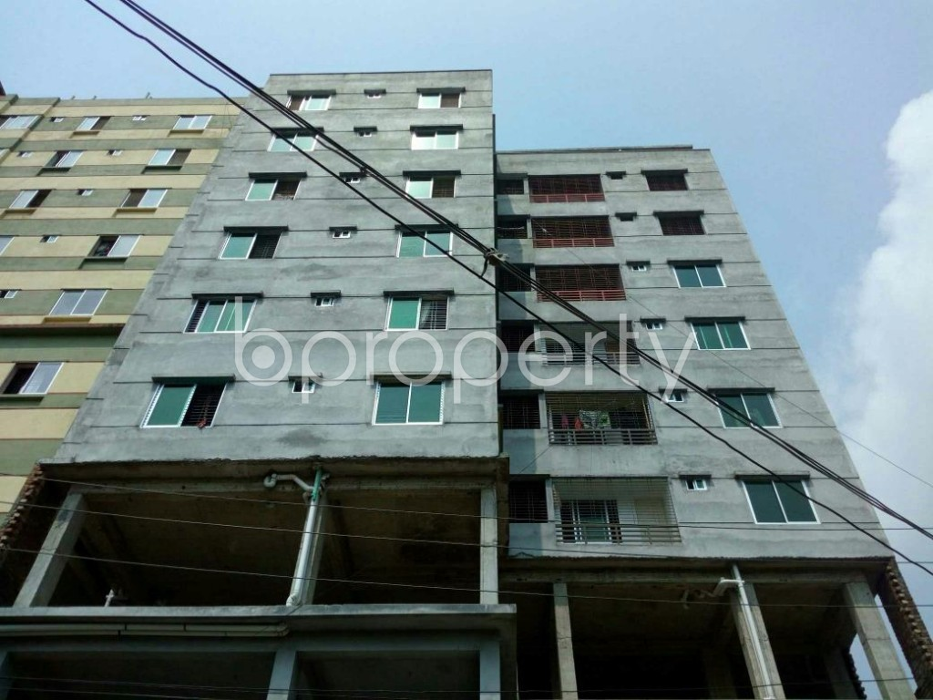 Front view - 3 Bed Apartment to Rent in Kandirpar, Cumilla - 1885055