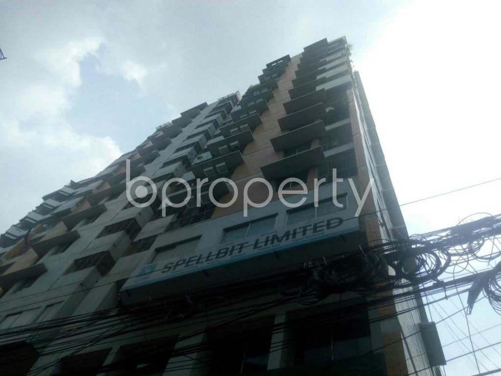Outside view - Office for Sale in Malibagh, Dhaka - 1885112