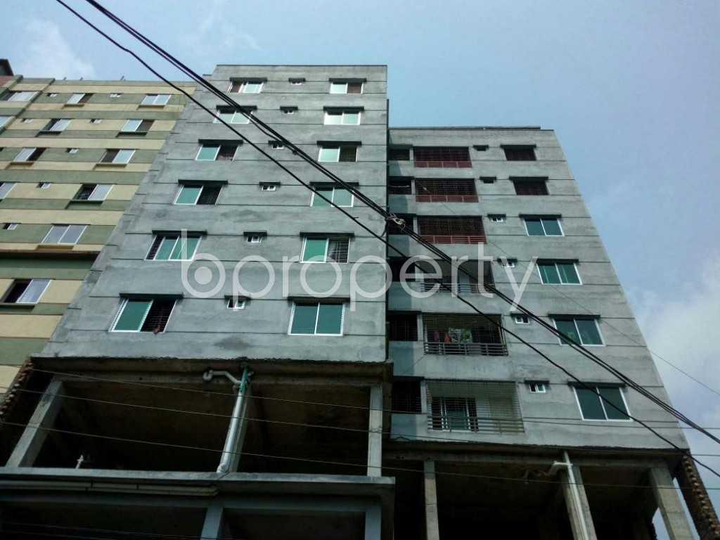 Front view - 3 Bed Apartment to Rent in Kandirpar, Cumilla - 1885096