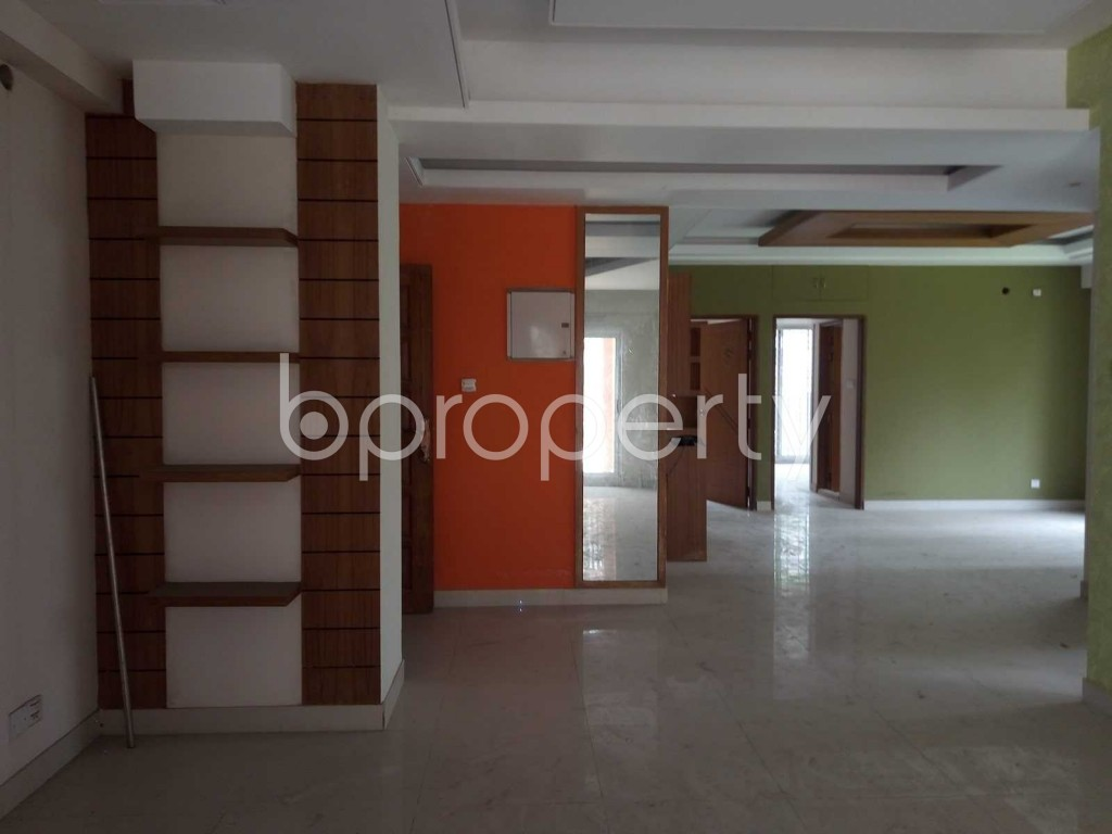 Dine/Dining - 3 Bed Apartment for Sale in Bashundhara R-A, Dhaka - 1885172