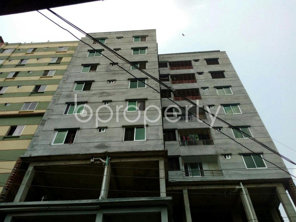 Front view - 3 Bed Apartment for Sale in Kandirpar, Cumilla - 1885185