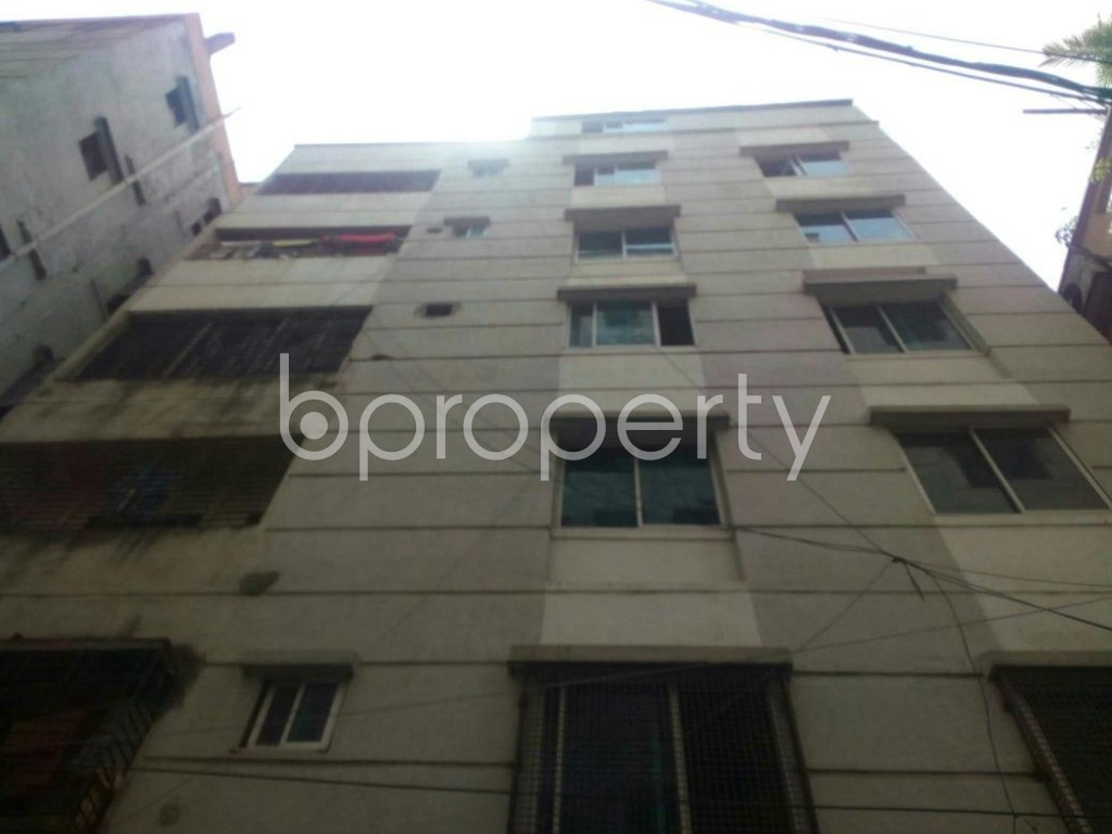 Front view - 3 Bed Apartment to Rent in Mohakhali, Dhaka - 1885205