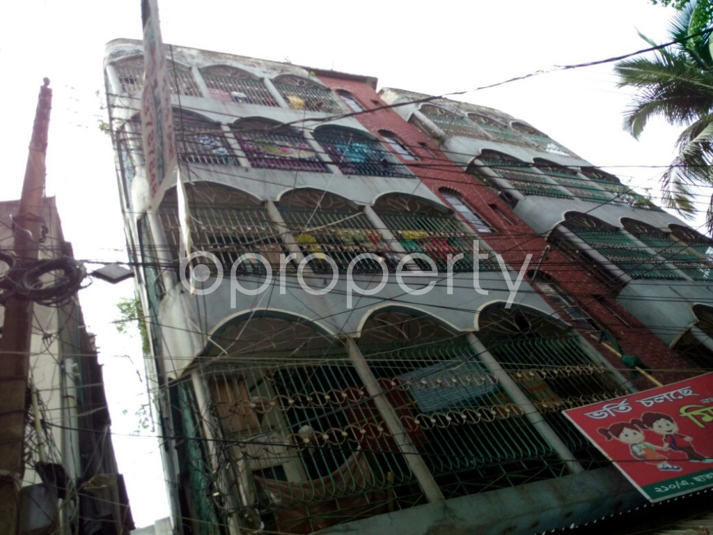 Outside view - 2 Bed Apartment to Rent in Dhanmondi, Dhaka - 1885361