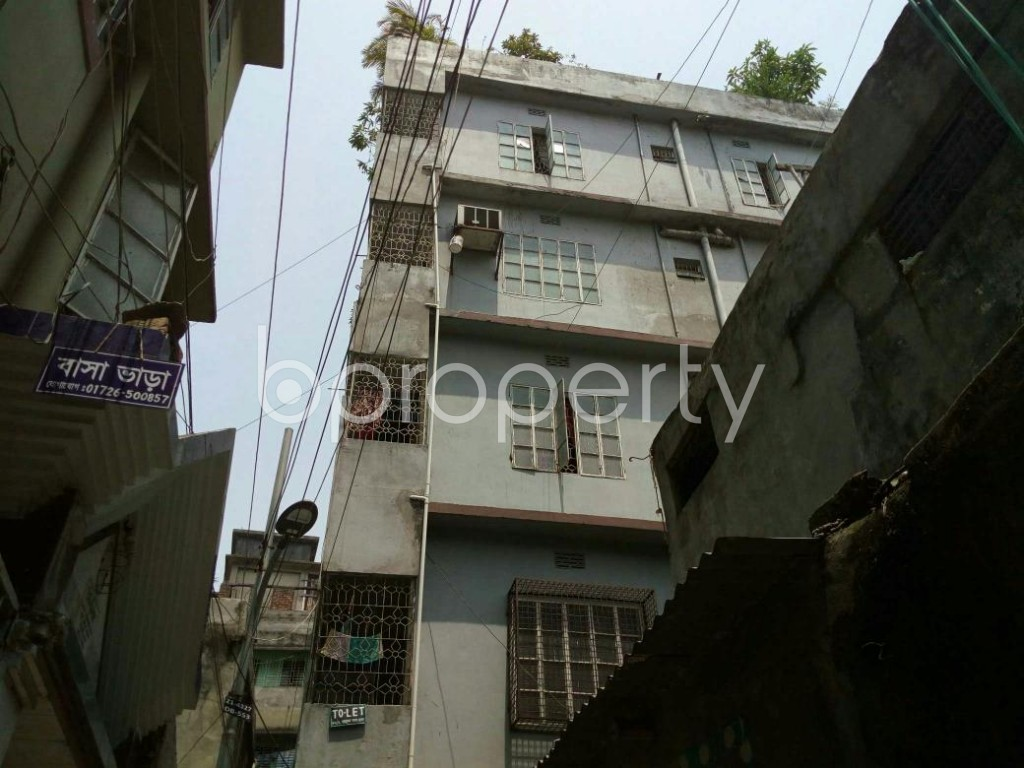 Front view - 2 Bed Apartment to Rent in Dhanmondi, Dhaka - 1885399