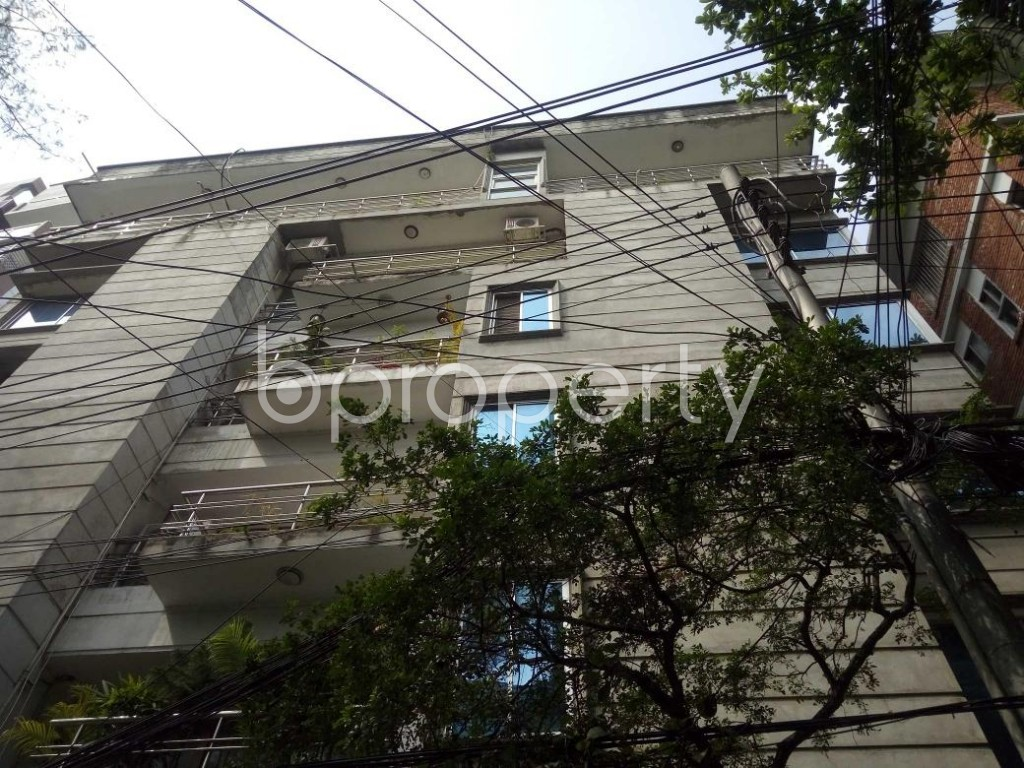 Front view - 3 Bed Apartment to Rent in Banani, Dhaka - 1885569