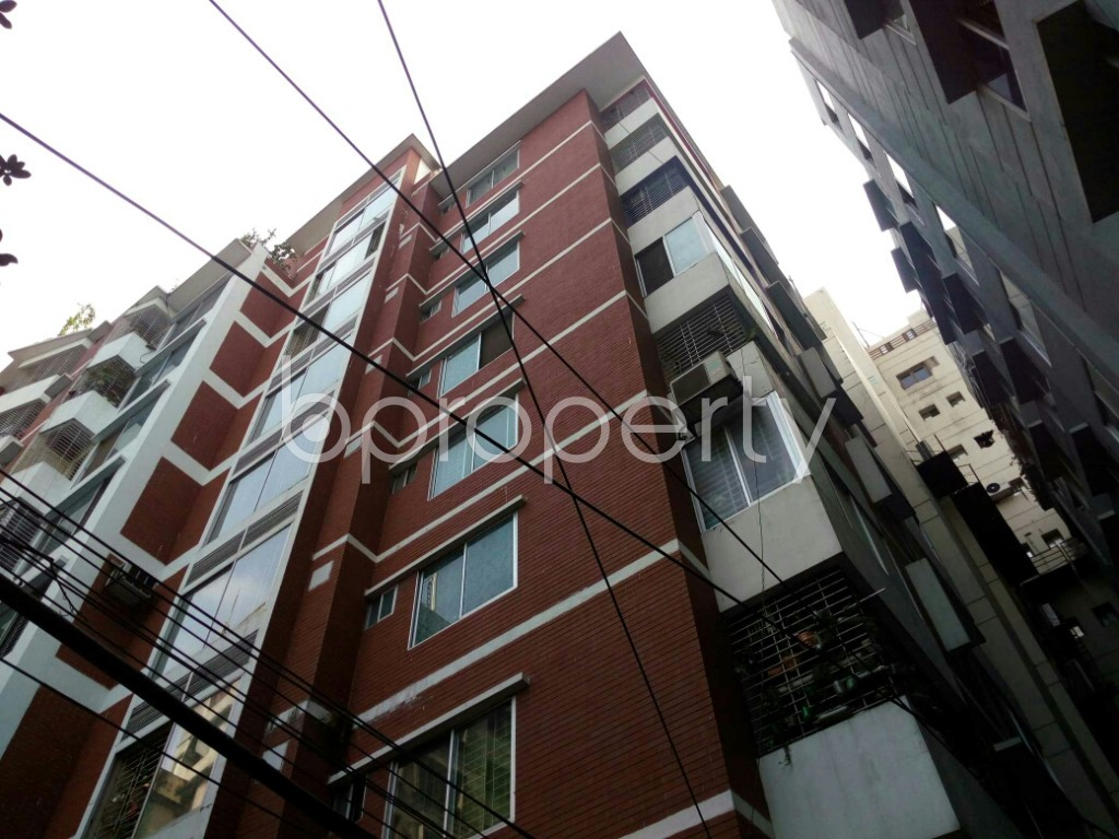 Outside view - 3 Bed Apartment to Rent in South Khulsi, Chattogram - 1885571