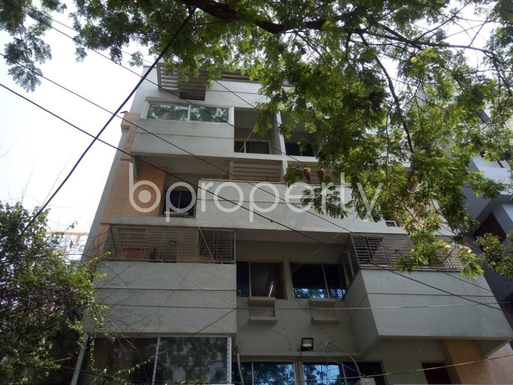 Front view - 3 Bed Apartment for Sale in Banani, Dhaka - 1885600