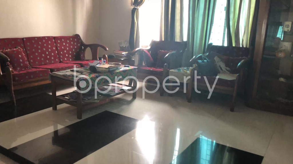 Image 1 - 3 Bed Apartment for Sale in Bashundhara R-A, Dhaka - 1854844