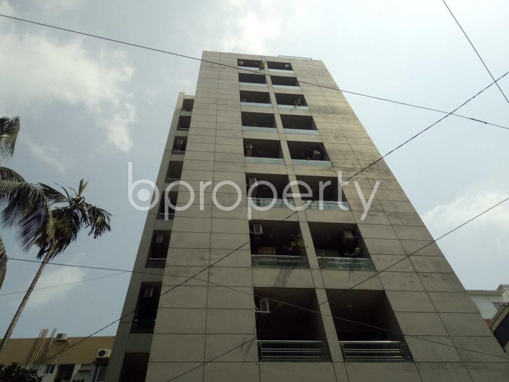 Front view - 3 Bed Apartment to Rent in Lalmatia, Dhaka - 1885708