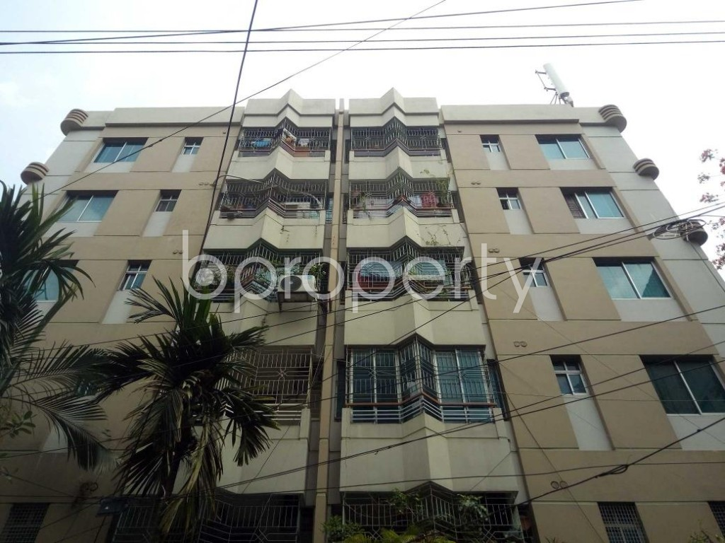 Front view - 3 Bed Apartment to Rent in Lalmatia, Dhaka - 1885768