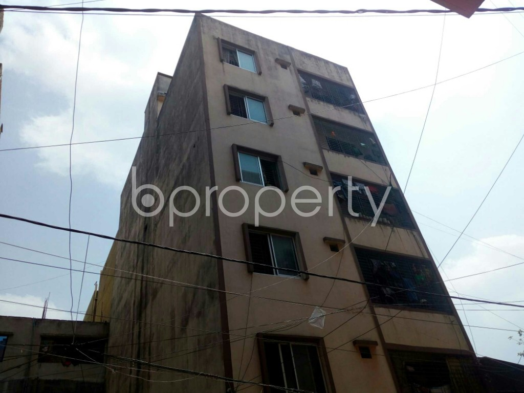 Outside view - 2 Bed Apartment for Sale in Mirpur, Dhaka - 1885781
