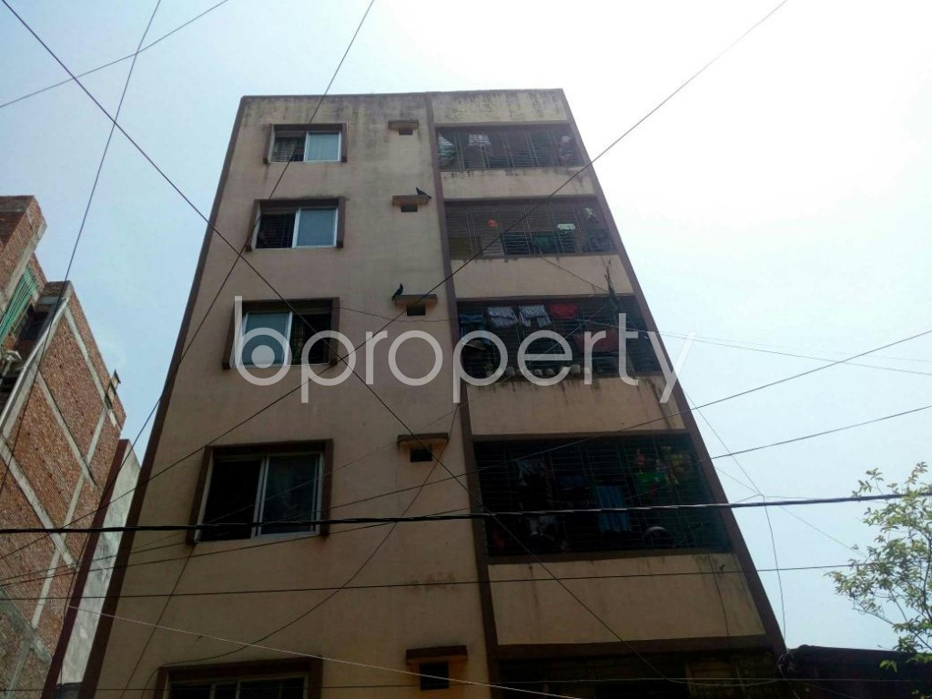 Front view - 2 Bed Apartment for Sale in Mirpur, Dhaka - 1885790