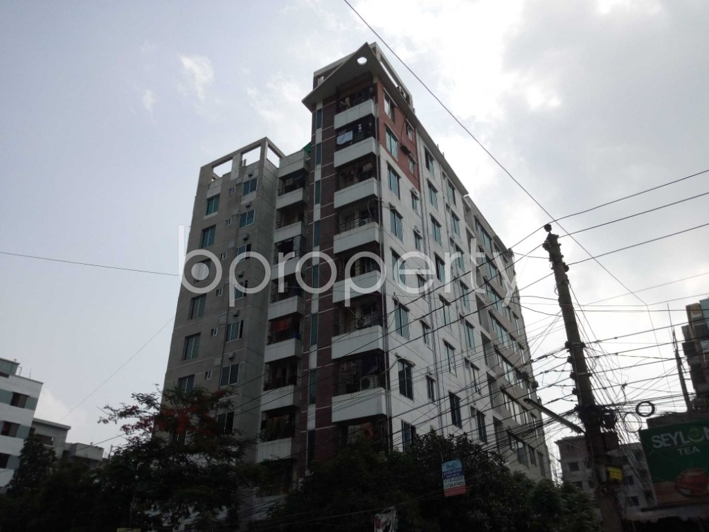 Outside view - 3 Bed Apartment for Sale in Mohammadpur, Dhaka - 1885888
