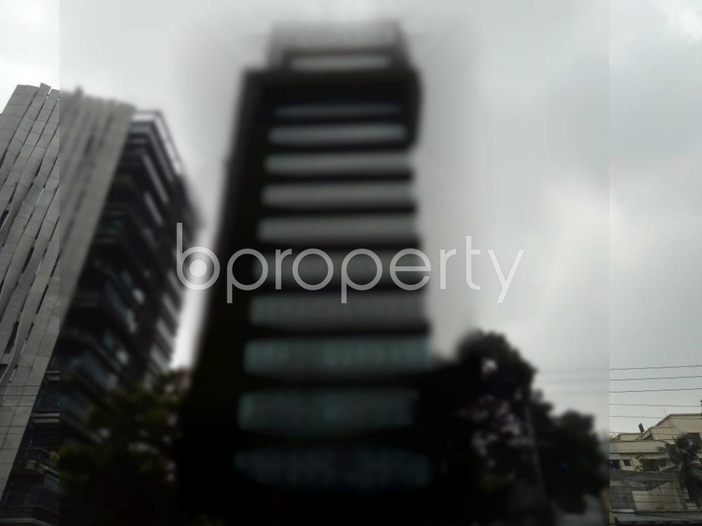 Front view - Office for Sale in Gulshan, Dhaka - 1886014