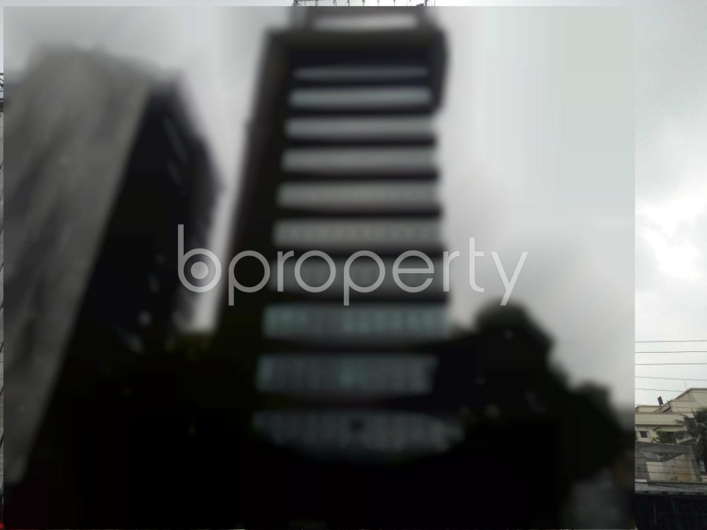 Front view - Office for Sale in Gulshan, Dhaka - 1886015