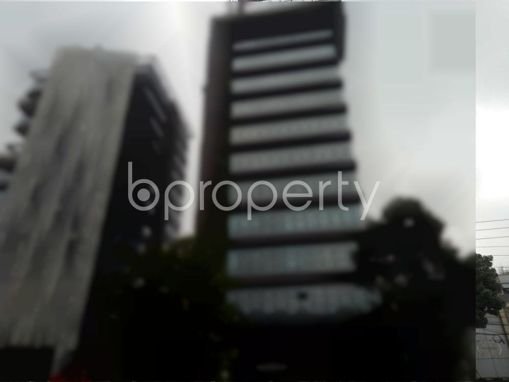 Front view - Office for Sale in Gulshan, Dhaka - 1886016