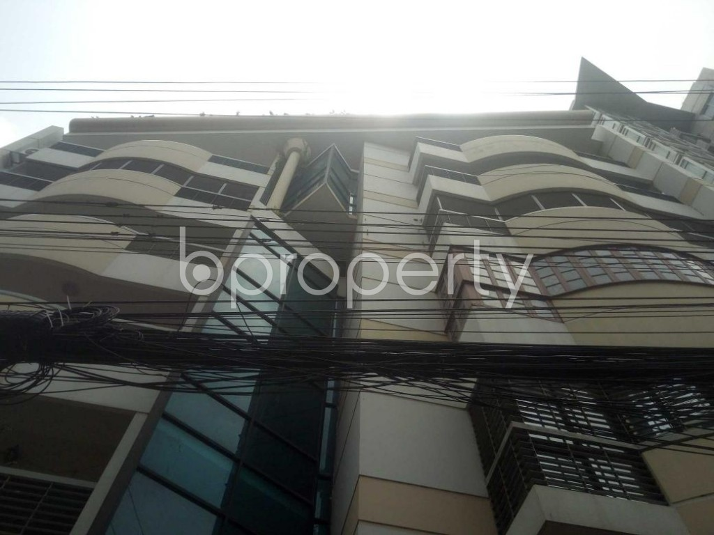 Front view - 4 Bed Apartment to Rent in Baridhara, Dhaka - 1886118