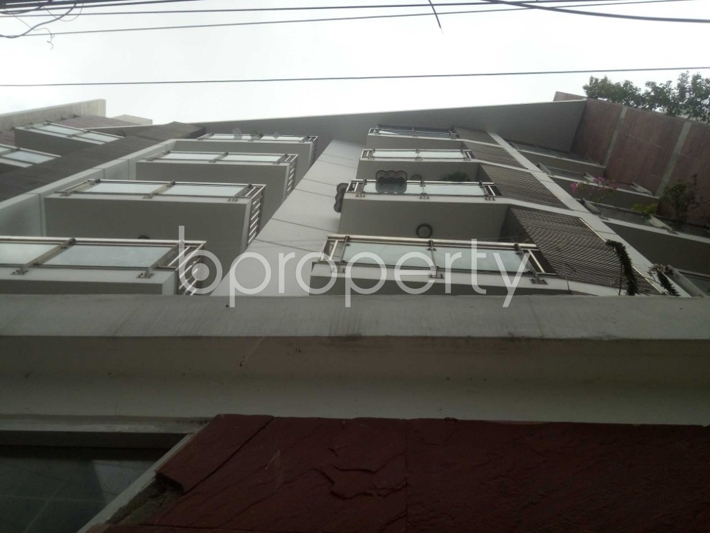 Outside view - 4 Bed Apartment to Rent in Baridhara, Dhaka - 1886123