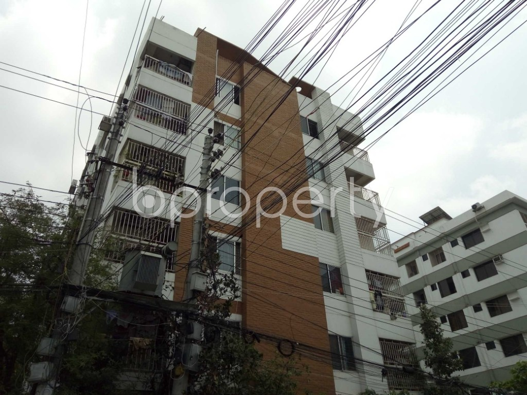 Outside view - 3 Bed Apartment for Sale in Uttara, Dhaka - 1886131
