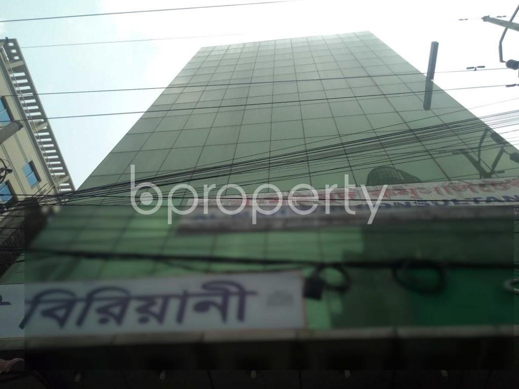 Outside view - Shop for Sale in Badda, Dhaka - 1886164