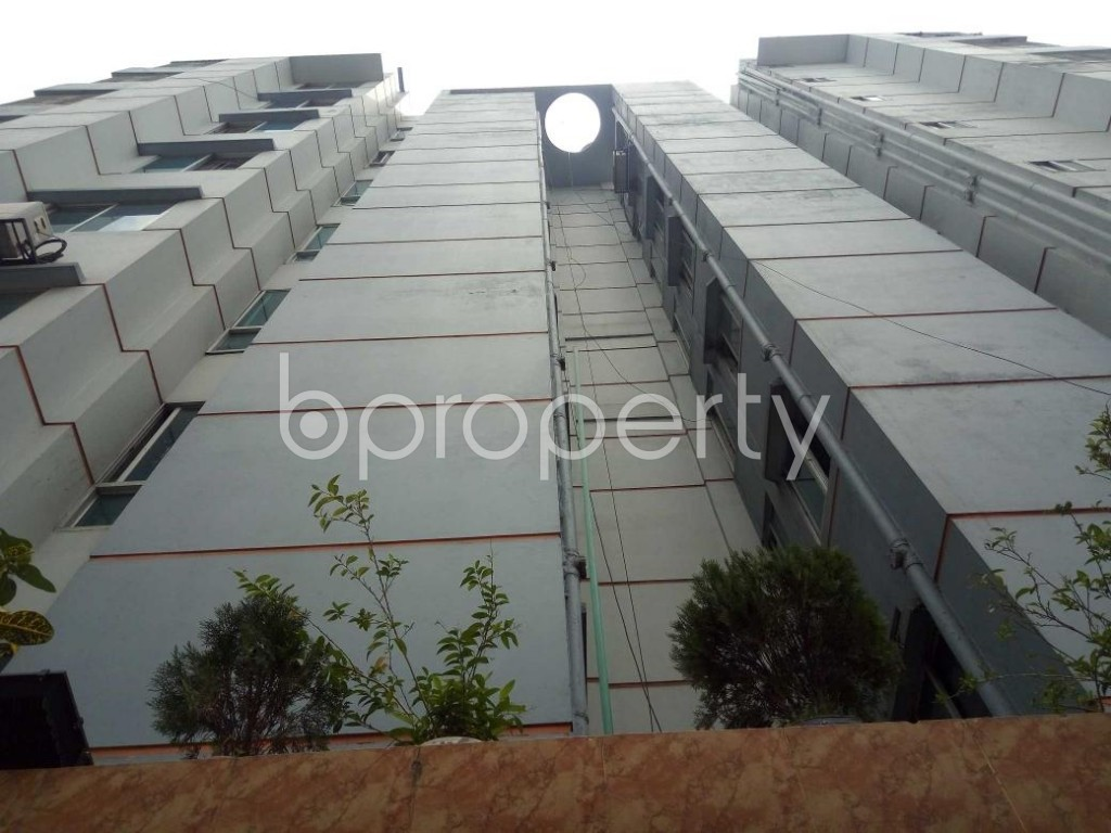 Front view - 2 Bed Apartment for Sale in Mirpur, Dhaka - 1886245