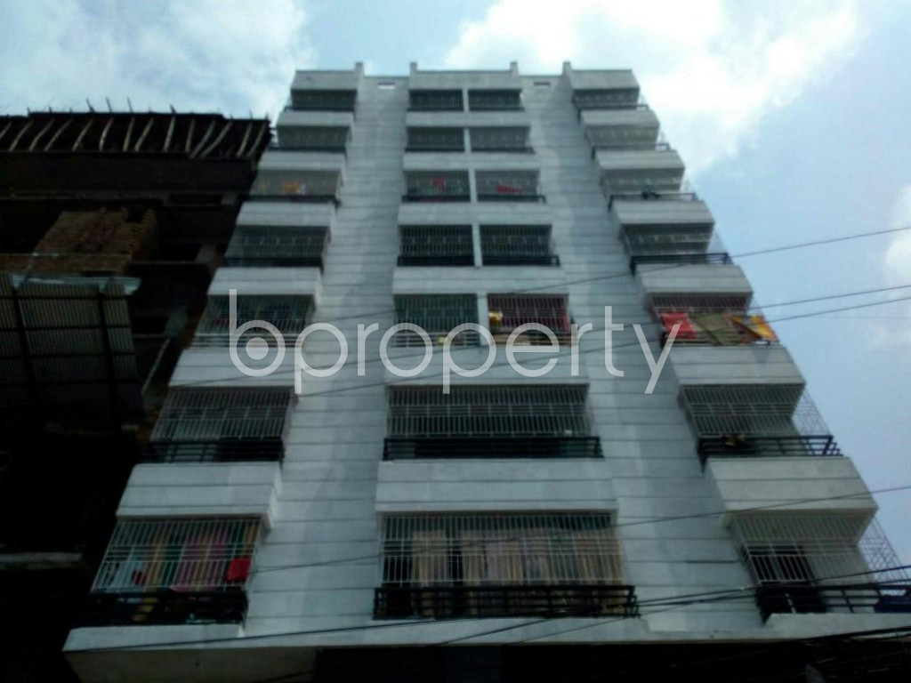 Front view - 3 Bed Apartment for Sale in Ashoktala, Cumilla - 1886261