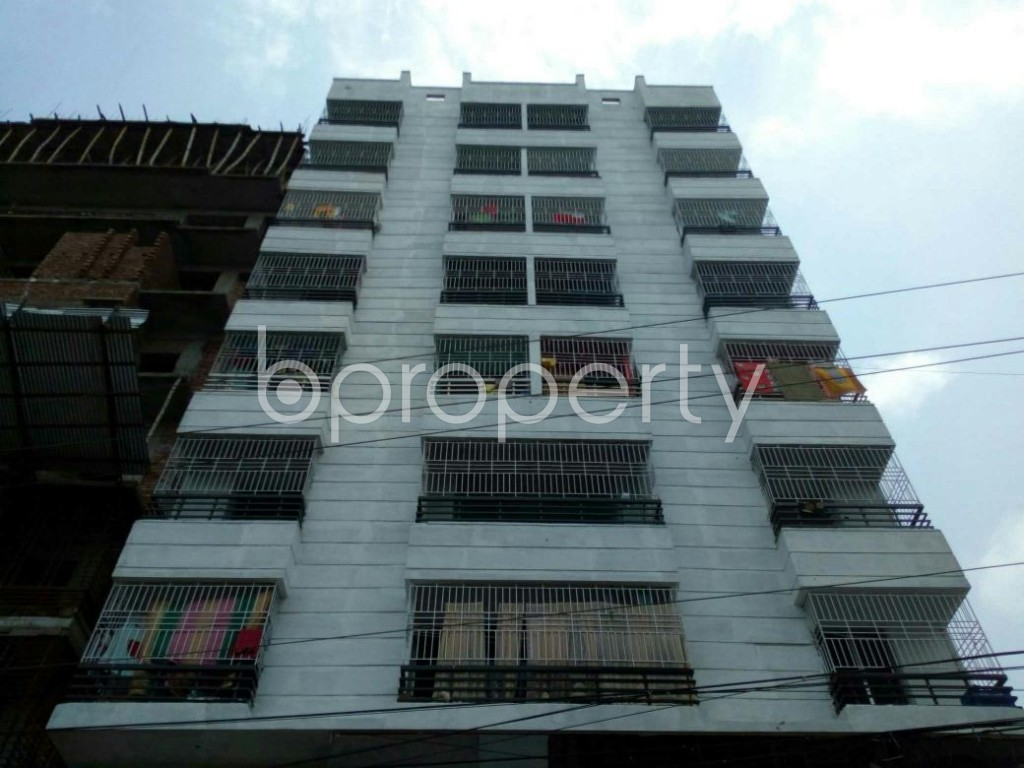 Front view - 3 Bed Apartment for Sale in Ashoktala, Cumilla - 1886262