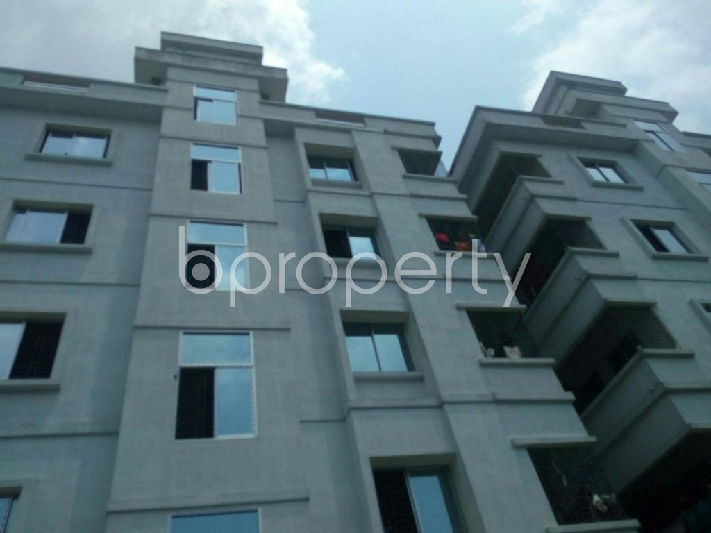 Front view - 1 Bed Apartment to Rent in Fatulla, Narayanganj City - 1886354