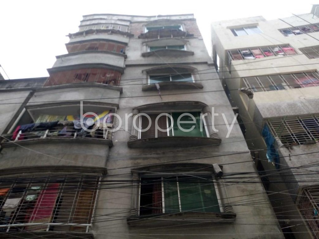 Front view - 2 Bed Apartment to Rent in Mohammadpur, Dhaka - 1886578