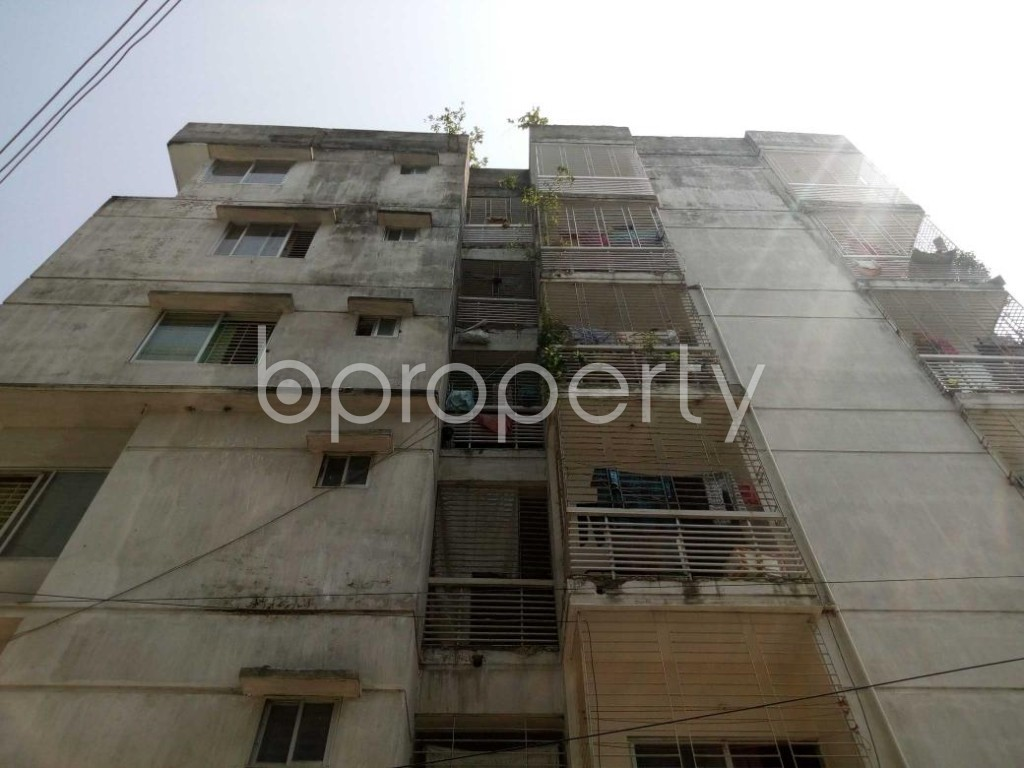 Front view - 3 Bed Apartment to Rent in Mohammadpur, Dhaka - 1886617