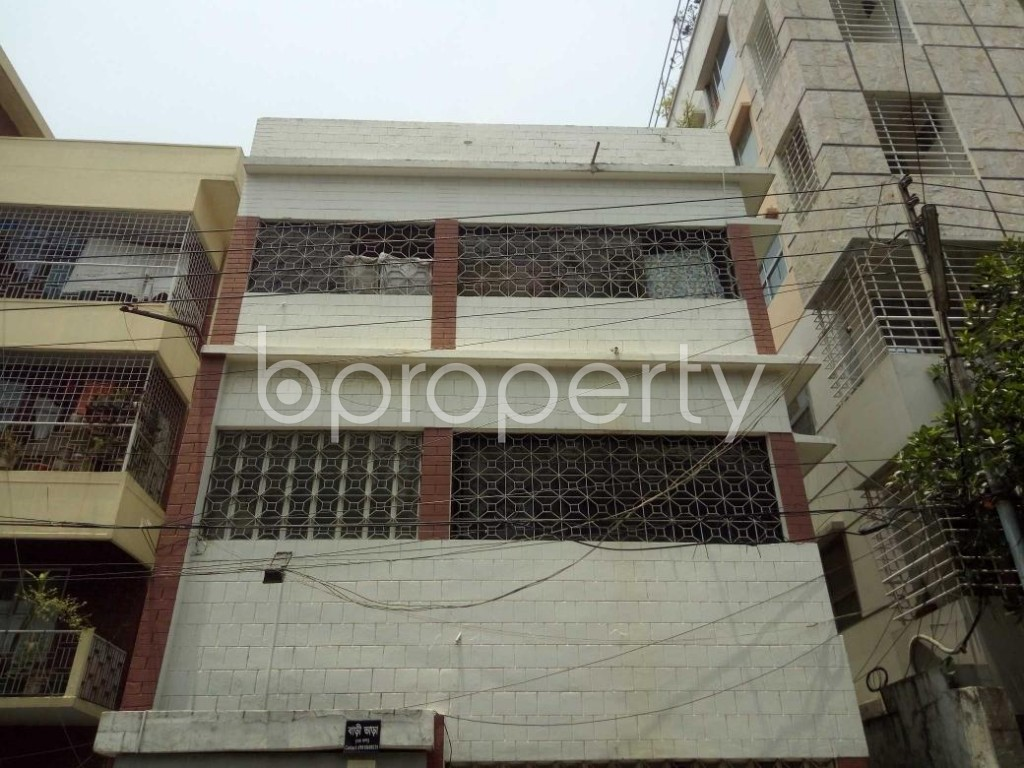 Front view - 2 Bed Apartment to Rent in Lalmatia, Dhaka - 1886697