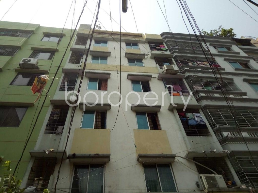 Front view - 2 Bed Apartment to Rent in Lalmatia, Dhaka - 1886738