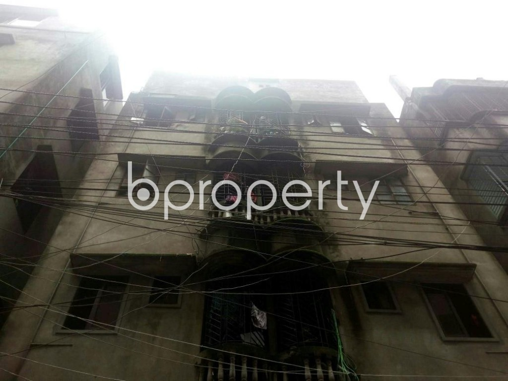 Front view - 1 Bed Apartment to Rent in Mohakhali, Dhaka - 1865266