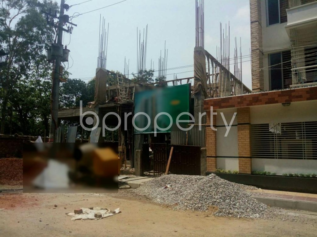 Outside view - 3 Bed Apartment for Sale in Mirpur, Dhaka - 1886773