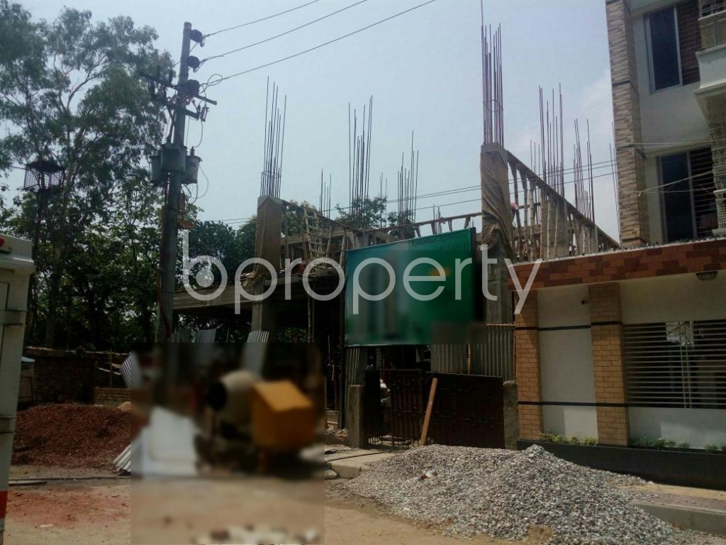 Outside view - 3 Bed Apartment for Sale in Mirpur, Dhaka - 1886778